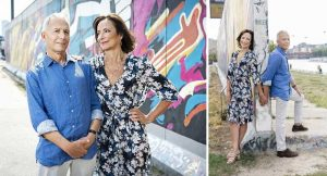 How to break down the Berlin Wall in your marriage with top counsellor