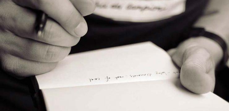 Top Twelve Benefits of Journaling