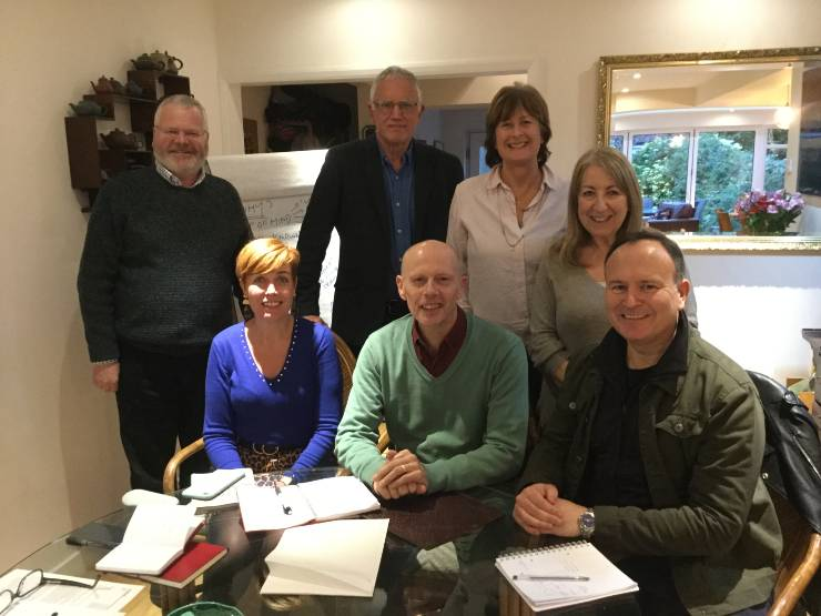 The Marshall Method Therapy team of counsellors